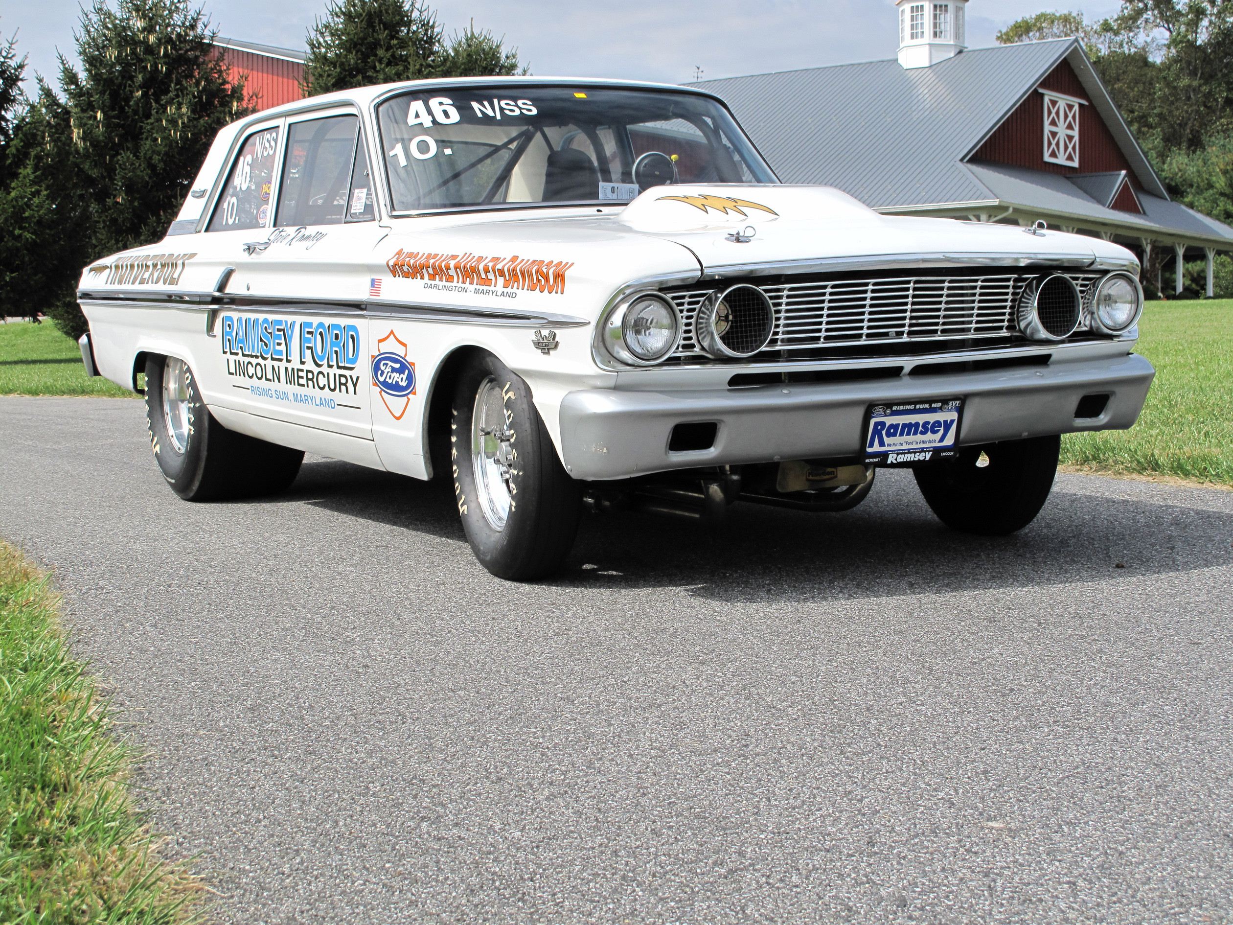 1964 FORD THUNDERBOLT RE-CREATION - Front 3/4 - 81009