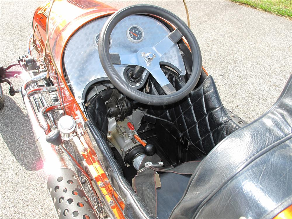1937 LOGAN RACE CAR - Interior - 81010
