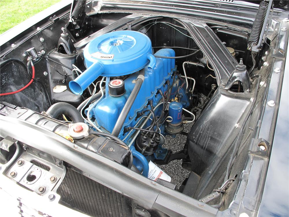1963 FORD FALCON FUTURA 2 DOOR SEDAN - Engine - 81013