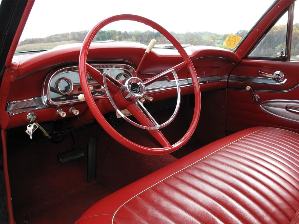 1963 FORD FALCON FUTURA 2 DOOR SEDAN - Interior - 81013