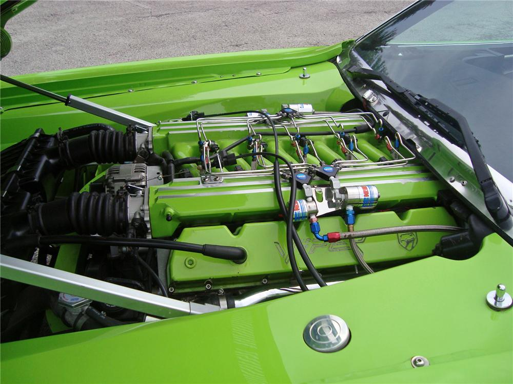 1970 DODGE CHALLENGER CONVERTIBLE - Engine - 81041
