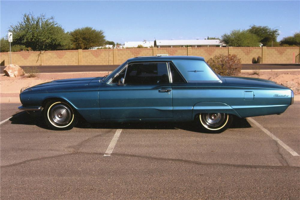 1966 ford thunderbird 2 door hardtop 81048. Cars Review. Best American Auto & Cars Review