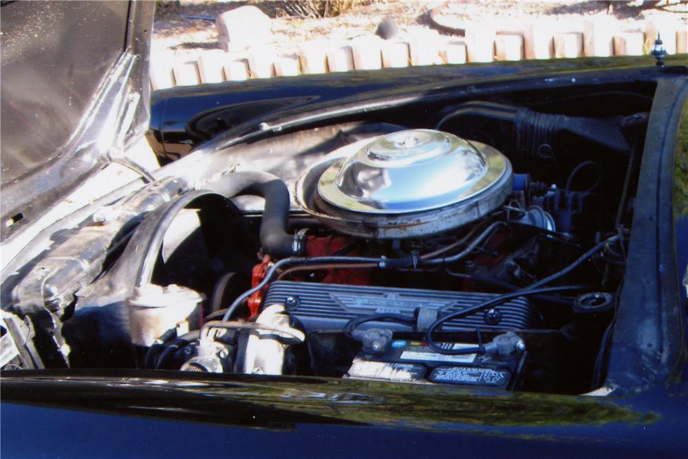 1956 FORD THUNDERBIRD CONVERTIBLE - Engine - 81084