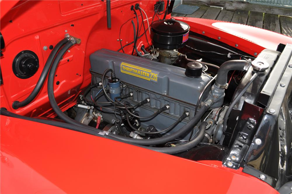 1953 CHEVROLET 3100 PICKUP - Engine - 81105