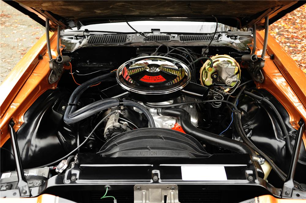 1972 CHEVROLET CAMARO Z/28 COUPE - Engine - 81120