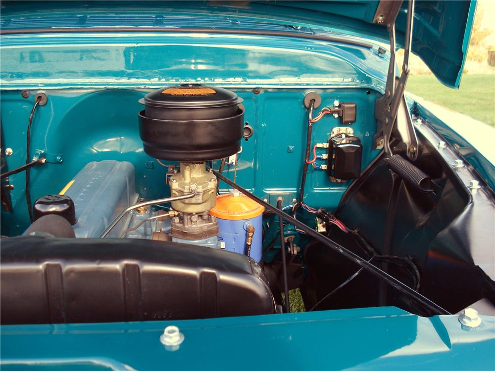 1958 CHEVROLET SUBURBAN CARRYALL 4WD - Engine - 81144
