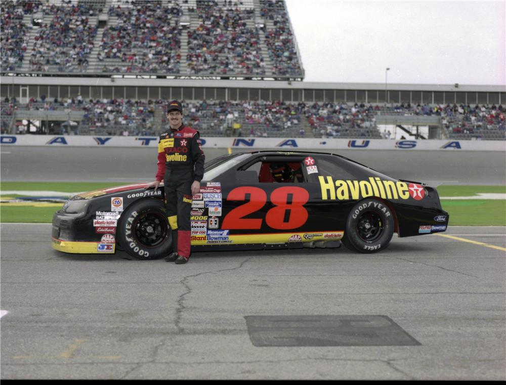1992 FORD THUND... Jeff Gordon Car 2017
