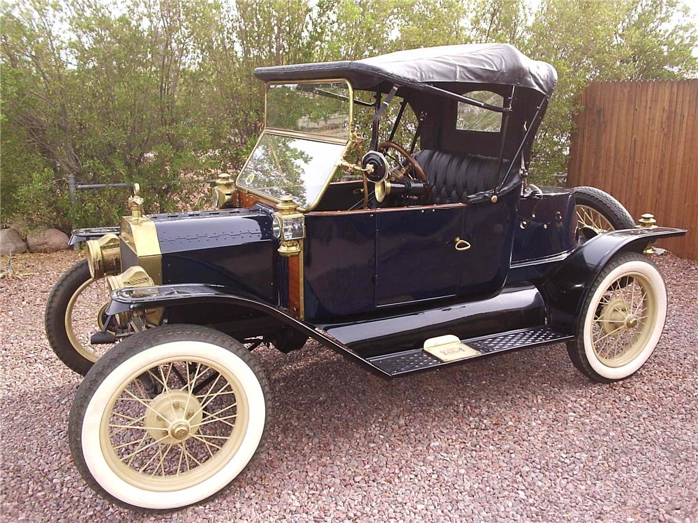 Ford Model T Touring Car