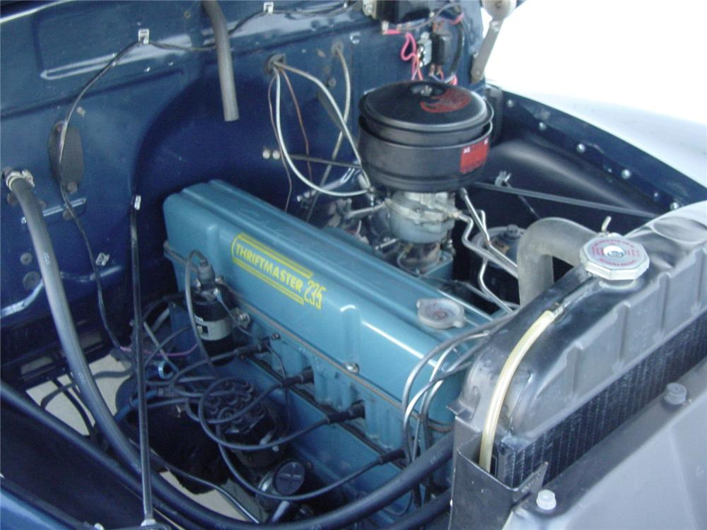1955 CHEVROLET 3600 PICKUP - Engine - 81251