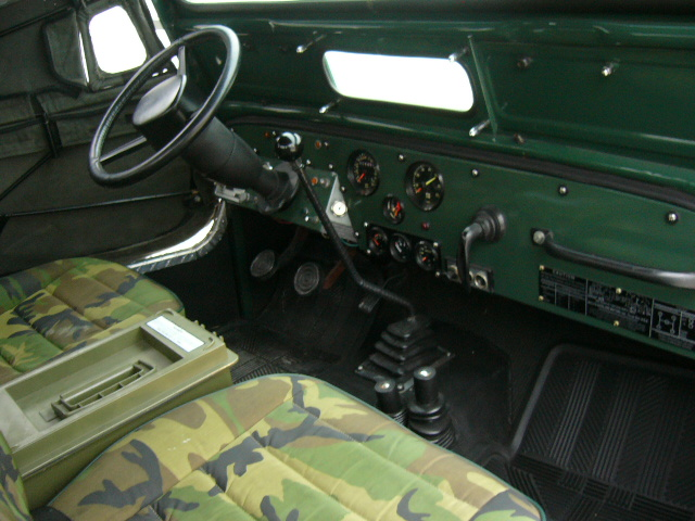 1948 WILLYS JEEP   - Interior - 81281