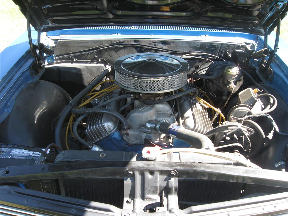 1965 CHEVROLET EL CAMINO PICKUP - Engine - 81283