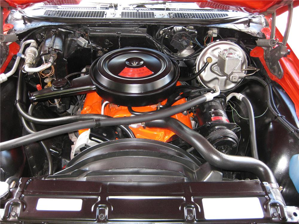 1972 GMC SPRINT PICKUP - Engine - 81308
