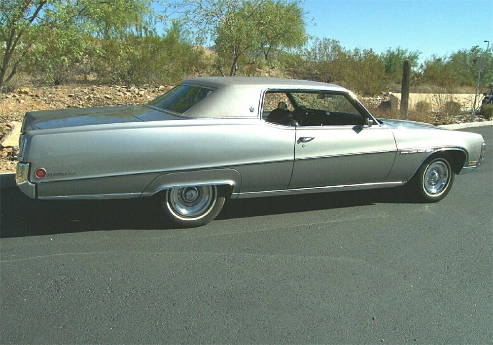 1970 BUICK ELECTRA 225 2 DOOR HARDTOP - Side Profile - 81309