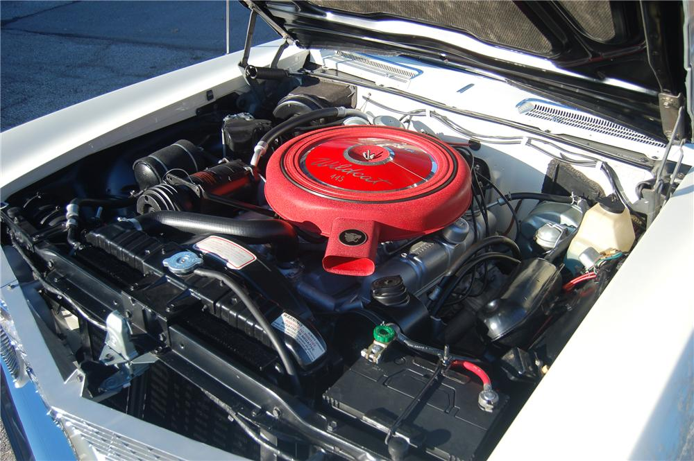 1963 BUICK RIVIERA COUPE - Engine - 81313