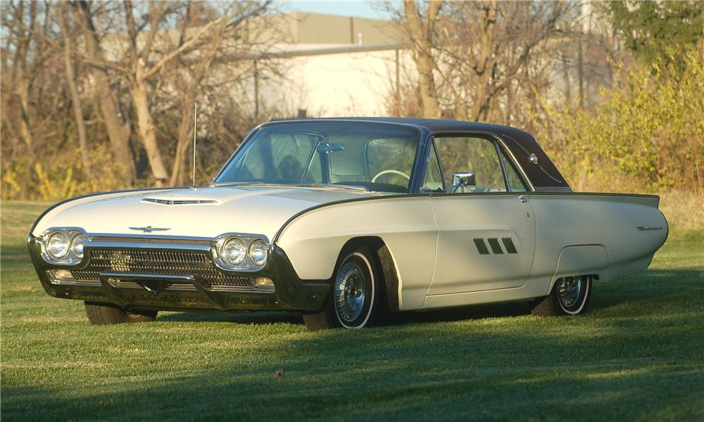 1963 FORD THUNDERBIRD MONACO EDITION COUPE - Front 3/4 - 81322