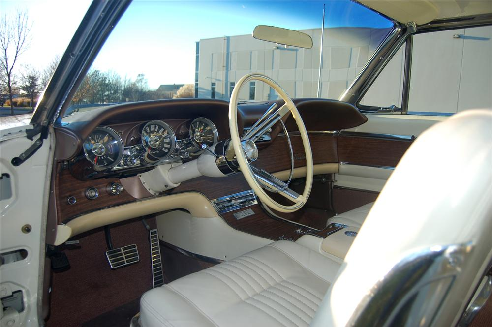 1963 FORD THUNDERBIRD MONACO EDITION COUPE - Interior - 81322