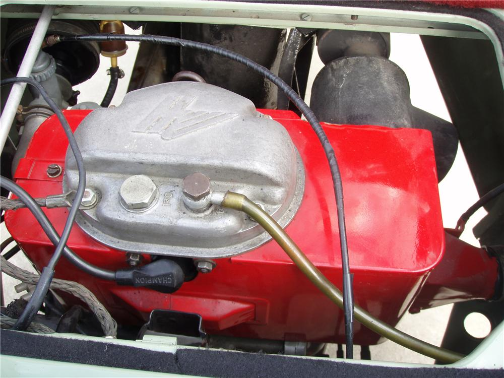 1962 HEINKEL TROJAN 200 COUPE - Engine - 81342