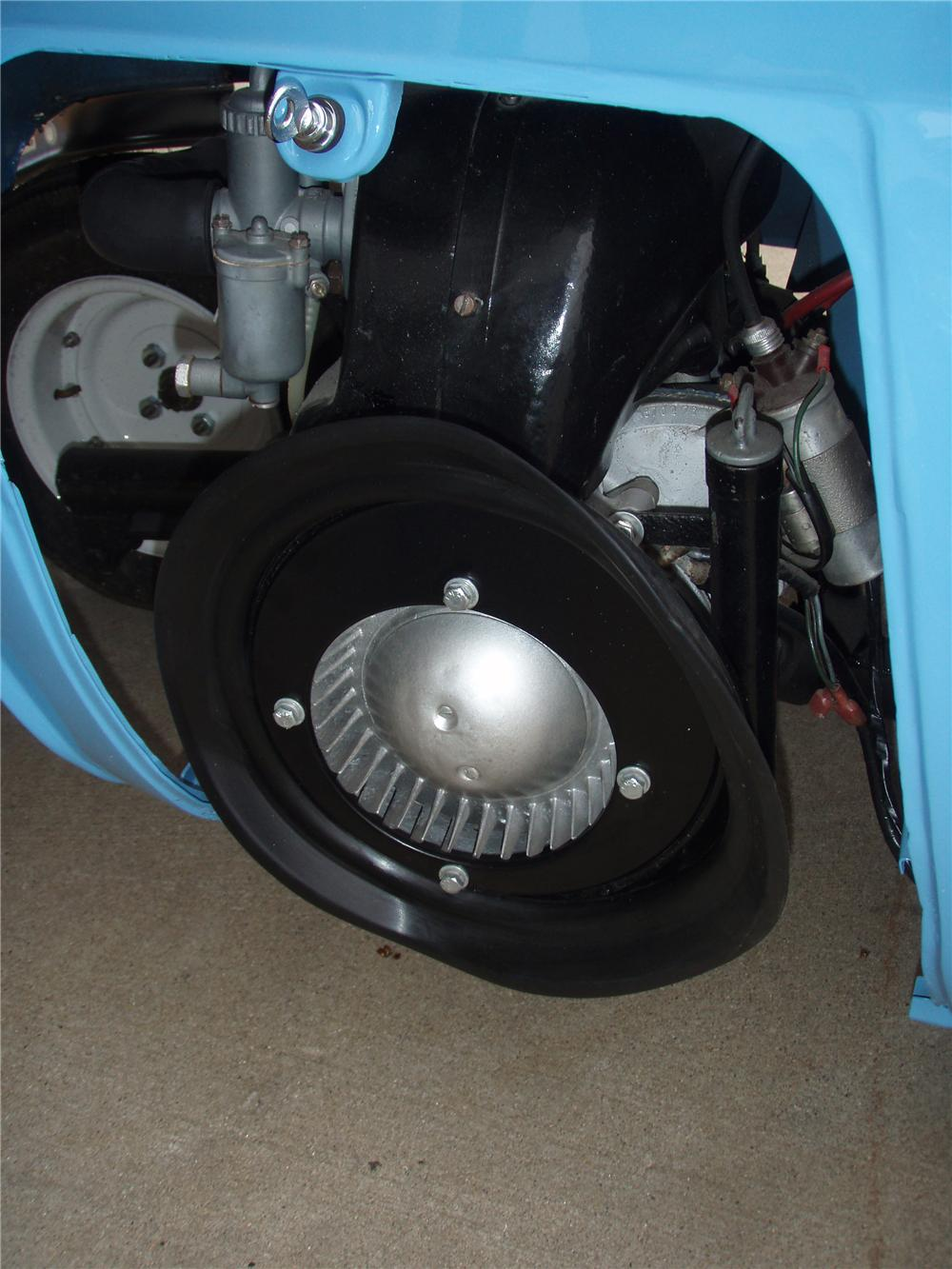 1957 BMW ISETTA 300 COUPE - Engine - 81343