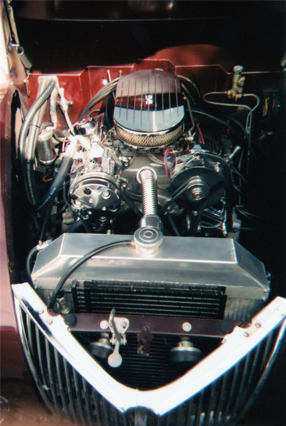 1939 FORD CUSTOM COUPE - Engine - 81346