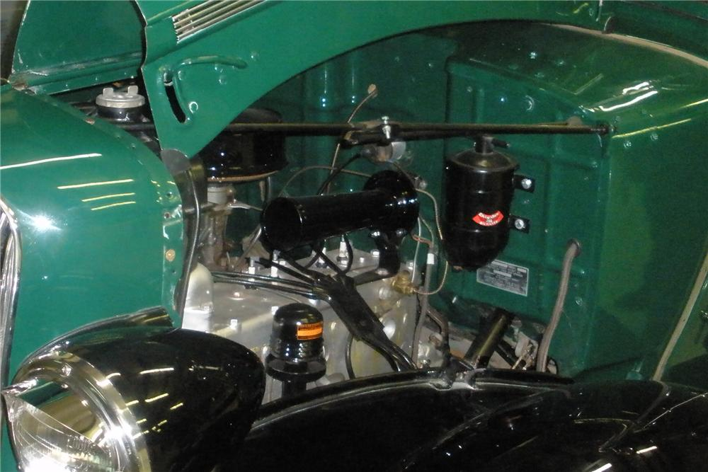 1937 PLYMOUTH PICKUP - Engine - 81360