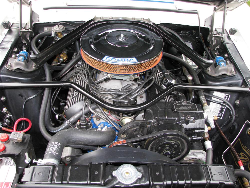 1967 FORD MUSTANG CUSTOM FASTBACK - Engine - 81393