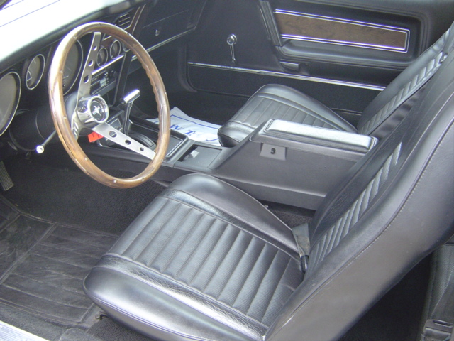 1971 FORD MACH 1 FASTBACK - Interior - 81394