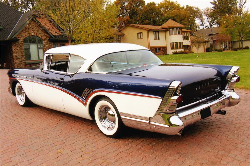 1957 BUICK SUPER CUSTOM 2 DOOR HARDTOP 81416 on 2010 buick riviera