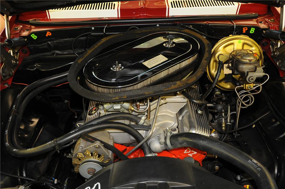 1969 CHEVROLET CAMARO Z/28 COUPE - Engine - 81440