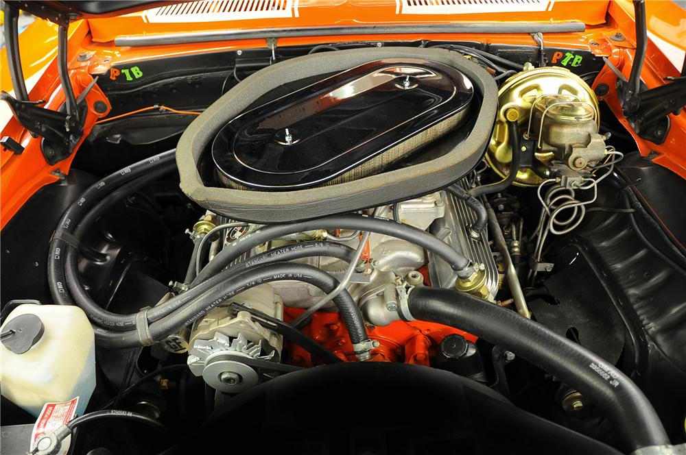 1969 CHEVROLET CAMARO Z/28 COUPE - Engine - 81442