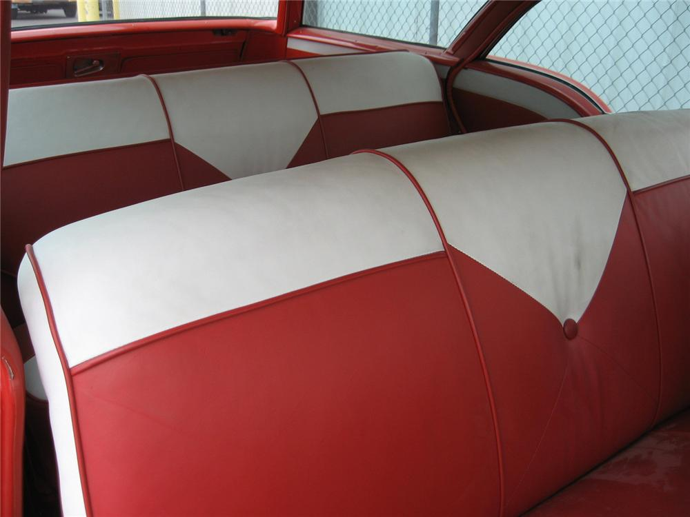 1957 BUICK ESTATE WAGON 4 DOOR CUSTOM - Interior - 81455