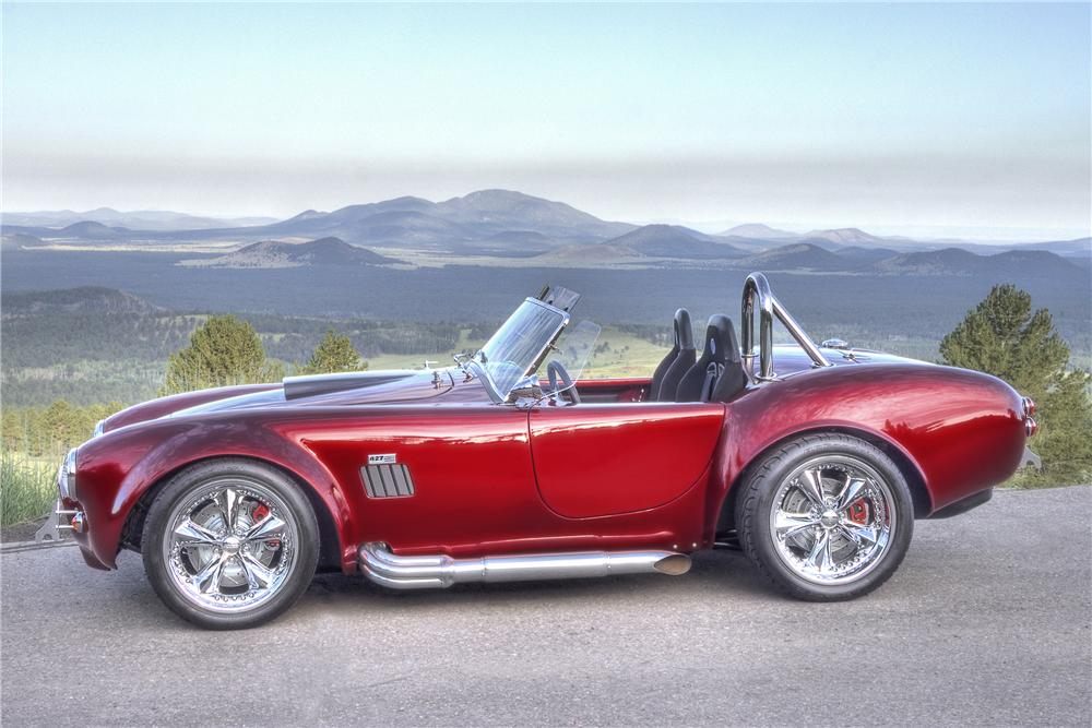 1965 FACTORY FIVE COBRA RE-CREATION ROADSTER - Side Profile - 81462