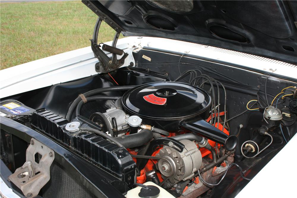 1966 CHEVROLET EL CAMINO PICKUP - Engine - 81591