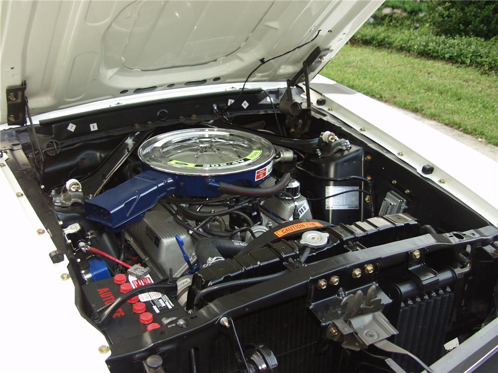 1970 FORD MUSTANG BOSS 302 FASTBACK - Engine - 81599