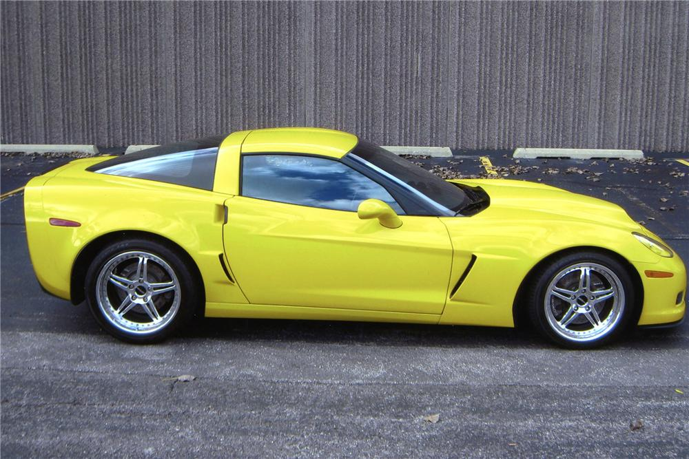 2007 CHEVROLET CORVETTE LINGENFELTER COUPE - Side Profile - 81602