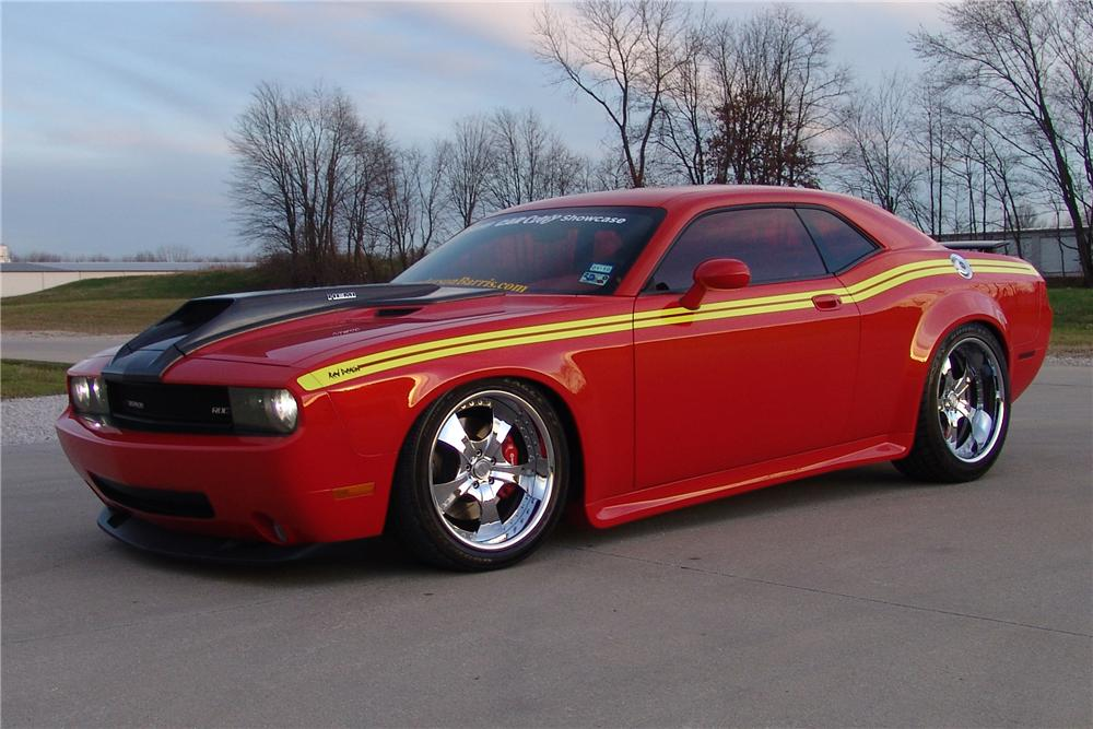 2008 DODGE CHALLENGER CUSTOM COUPE - 81607