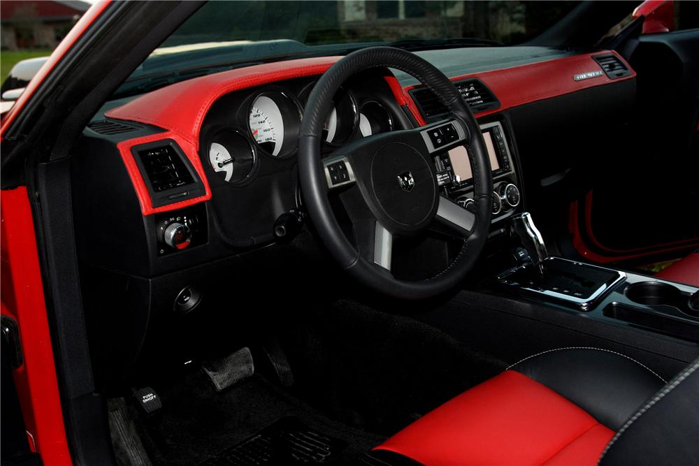 2008 DODGE CHALLENGER CUSTOM COUPE - Interior - 81607