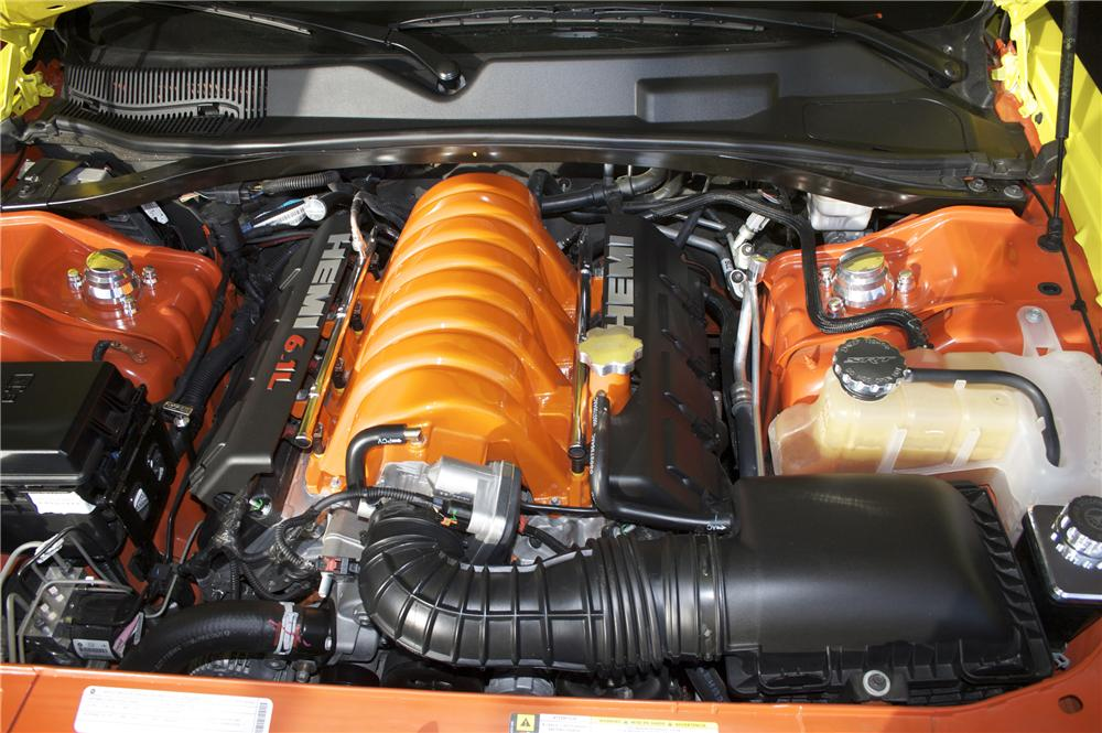 2008 DODGE CHALLENGER CUSTOM COUPE - Engine - 81608