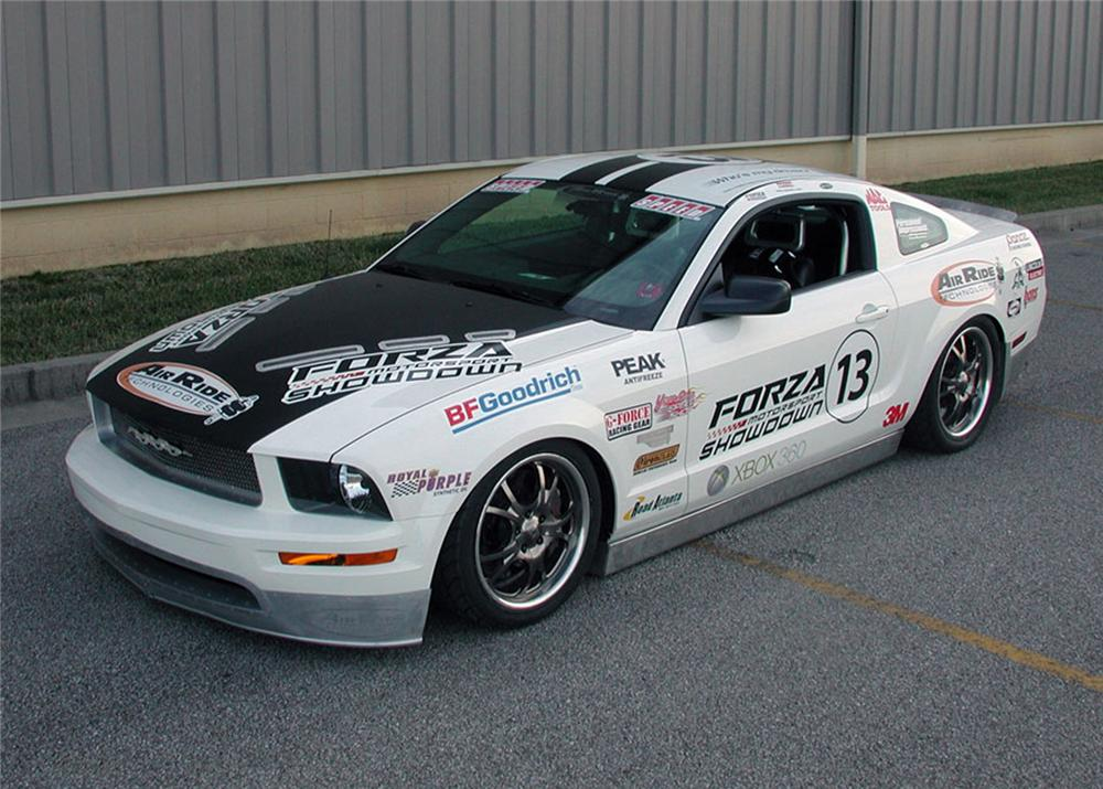 "2005 FORD MUSTANG ""FORZA SHOWDOWN WINNER"" - Front 3/4 - 81619"