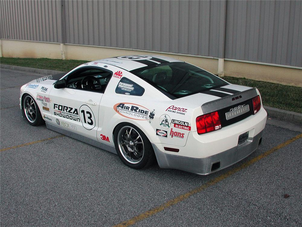 "2005 FORD MUSTANG ""FORZA SHOWDOWN WINNER"" - Rear 3/4 - 81619"