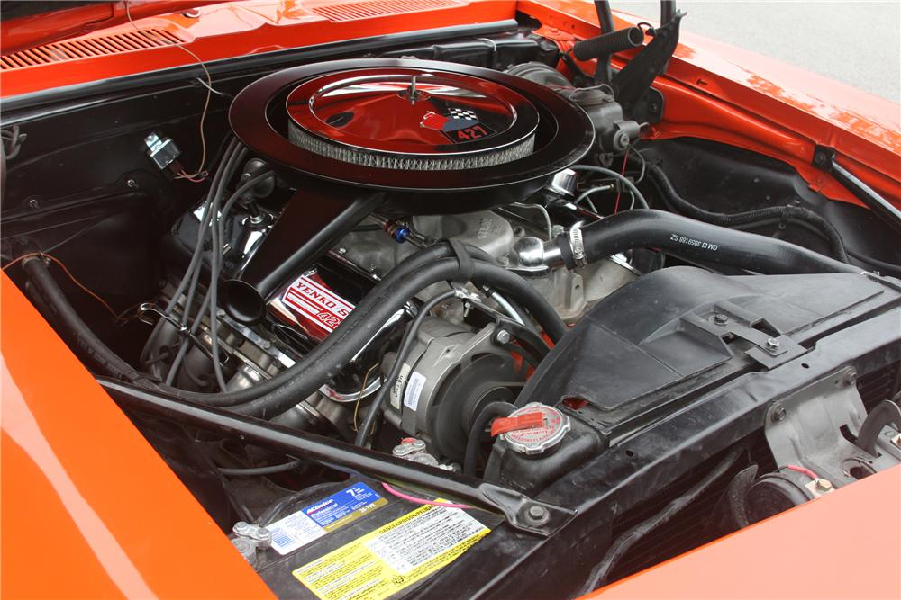1969 CHEVROLET CAMARO YENKO RE-CREATION - Engine - 81634
