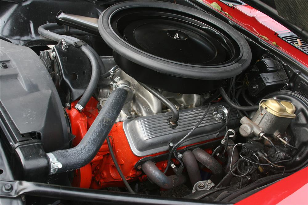 1969 CHEVROLET CAMARO Z/28 2 DOOR COUPE - Engine - 81637