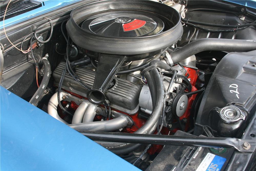1969 CHEVROLET CAMARO Z/28 2 DOOR COUPE - Engine - 81642