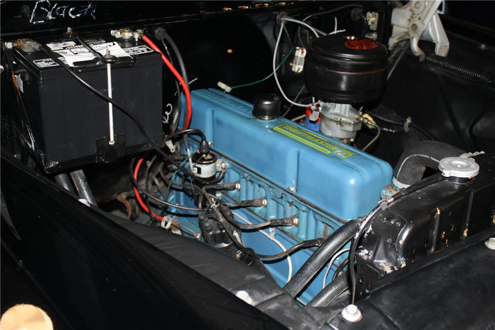 1959 CHEVROLET APACHE PICKUP - Engine - 81693