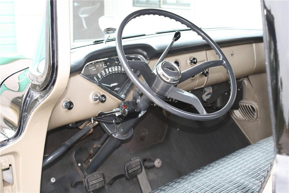 1959 CHEVROLET APACHE PICKUP - Interior - 81693