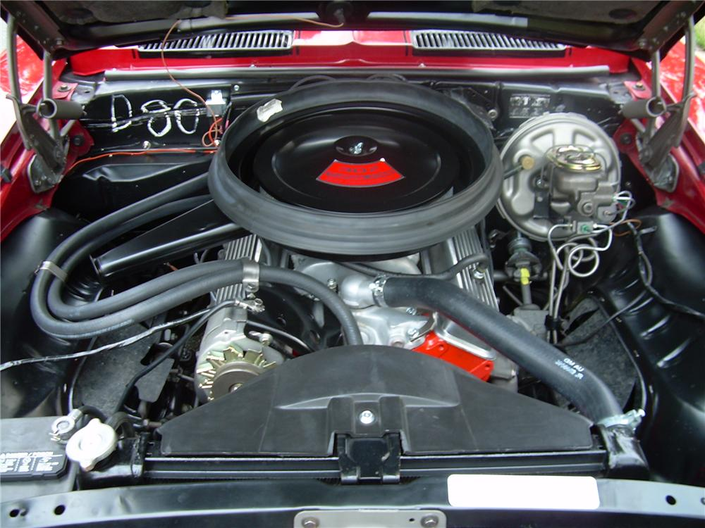 1969 CHEVROLET CAMARO Z/28 2 DOOR COUPE - Engine - 81697
