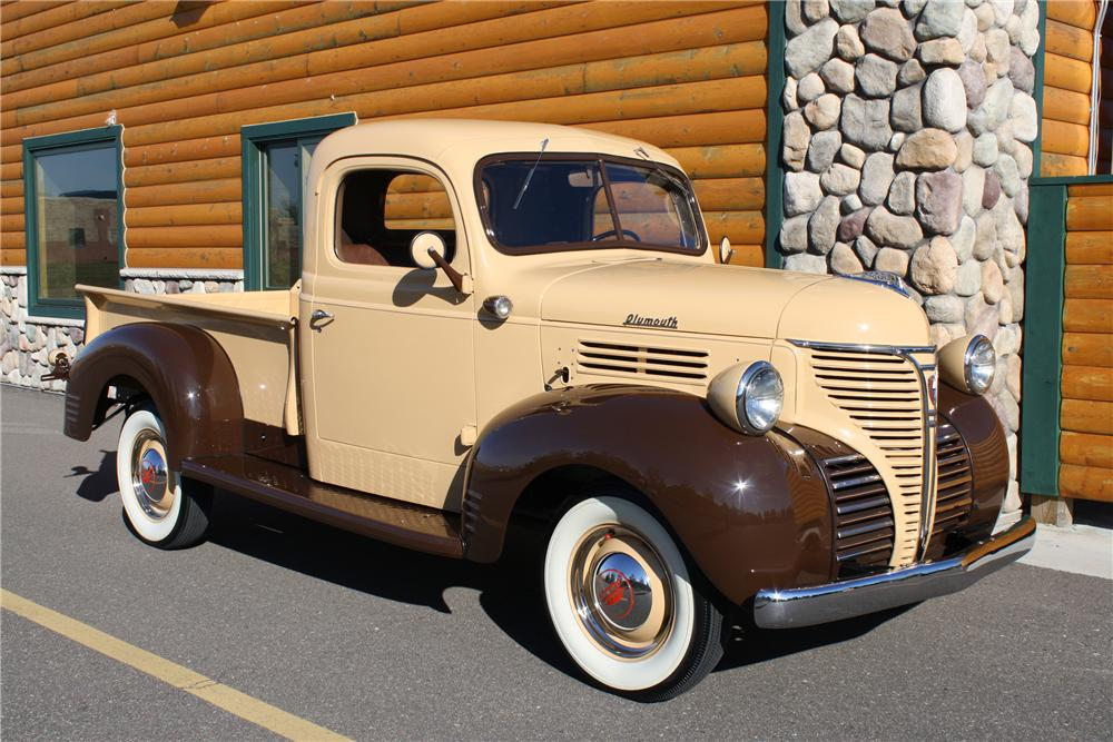1941 Plymouth 1 2 Ton Pickup 81698