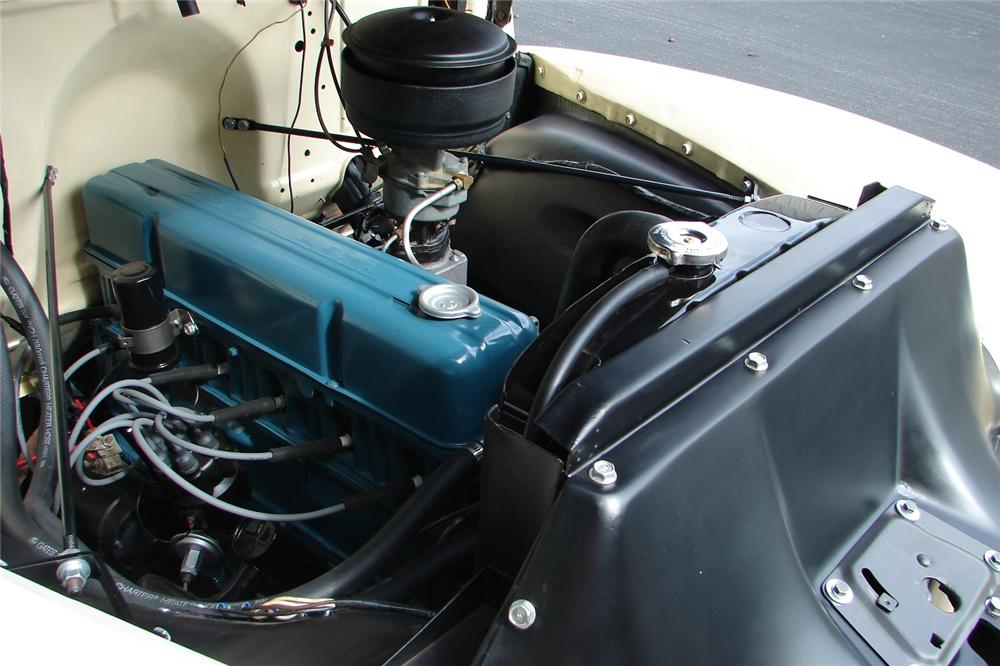 1951 CHEVROLET 3100 PICKUP - Engine - 81706