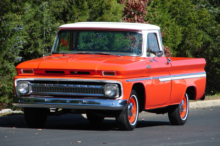 chevy truck 1965 - photo #25