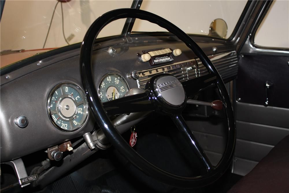 1948 CHEVROLET 3100 PICKUP - Interior - 81712