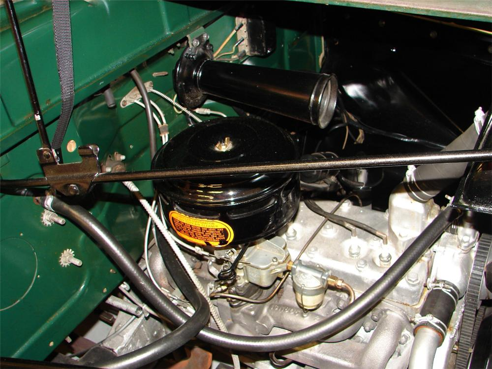 1950 DODGE B-2 PICKUP - Engine - 81720